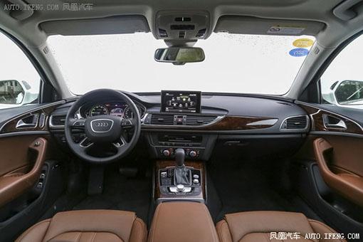 奥迪车友会发觉2017款A6L降价 奥迪价格高清图片