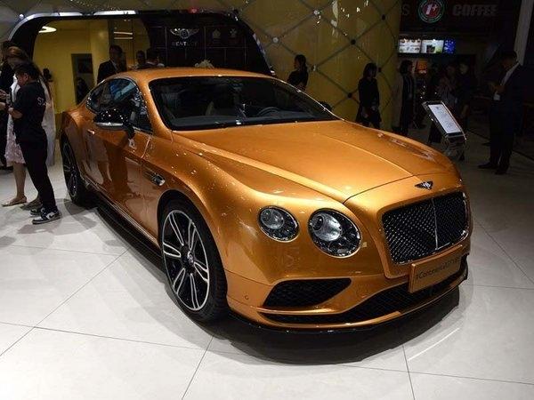 新款进口宾利欧陆GT现车 低降返利体验价-图2
