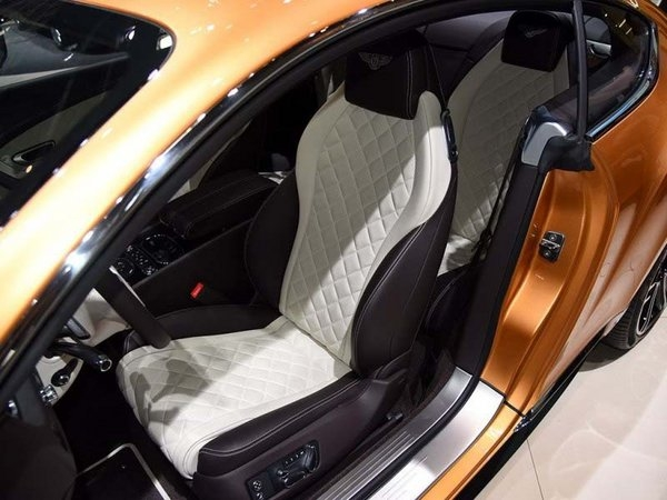 新款进口宾利欧陆GT现车 低降返利体验价-图6