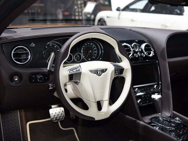 新款进口宾利欧陆GT现车 低降返利体验价-图4