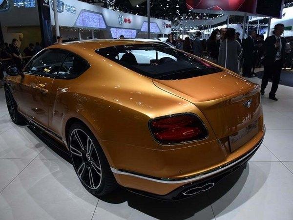 新款进口宾利欧陆GT现车 低降返利体验价-图3