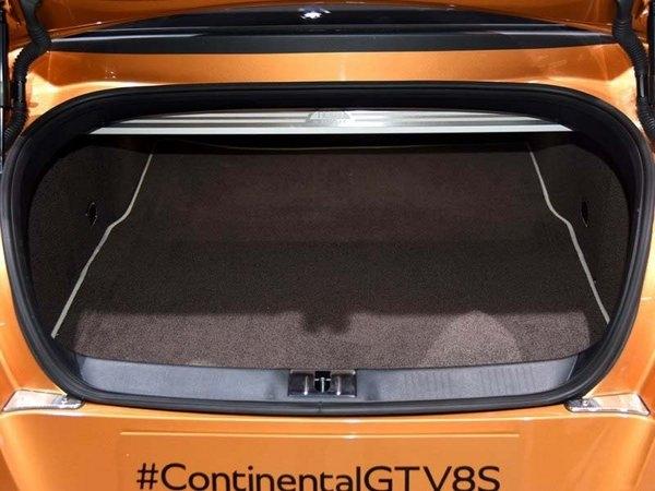 新款进口宾利欧陆GT现车 低降返利体验价-图7