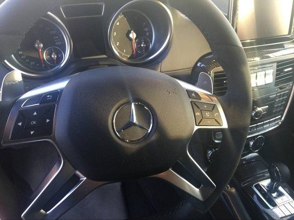17款奔驰G500 复古男人座驾最新优惠曝光-图6