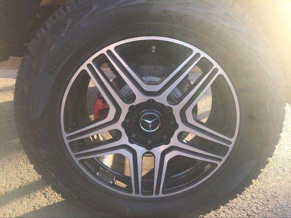 17款奔驰G500 复古男人座驾最新优惠曝光-图11
