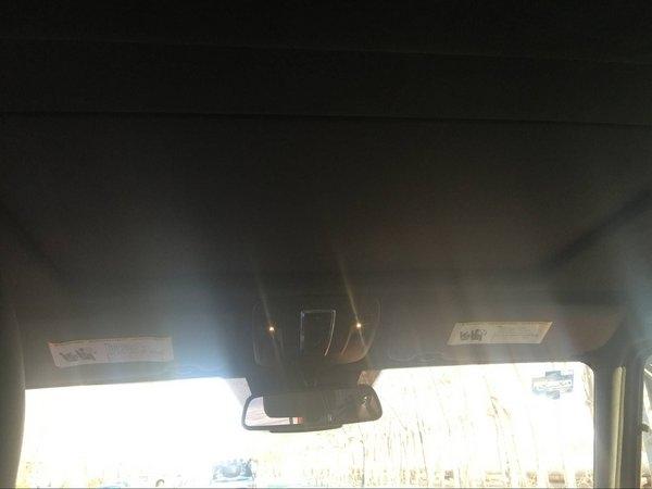 17款奔驰G500 复古男人座驾最新优惠曝光-图7