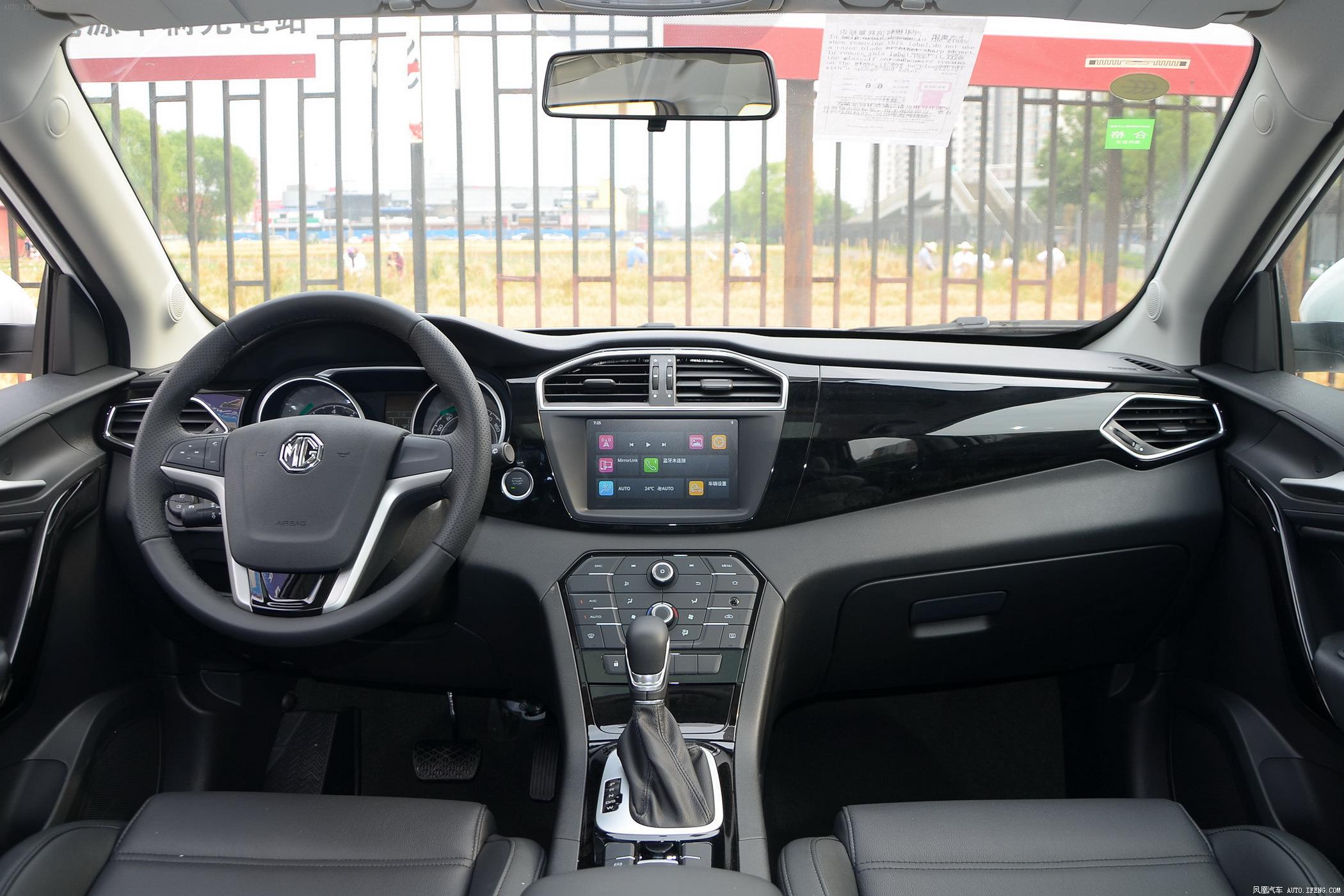 全新越级性能SUV名爵锐腾现已上市
