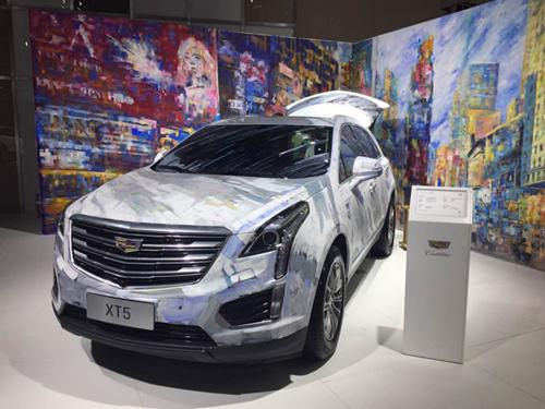 新车扎推 2017青岛国际车展盛大开幕