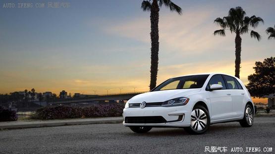 大众纯电汽车e-golf