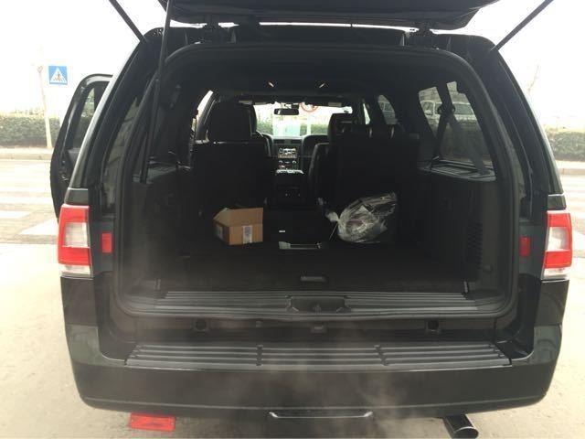 2017款林肯领航员七座SUV 天津底价出售