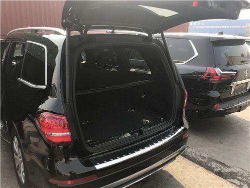 17款奔驰GLS450越野车钜惠 店内多重优惠