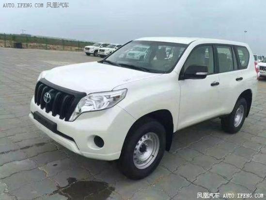 2017款丰田霸道中东版近期价格优惠促销