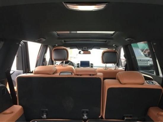 17款奔驰GLS450美规P01包 月末降价热销-图8