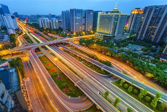 中国智慧交通