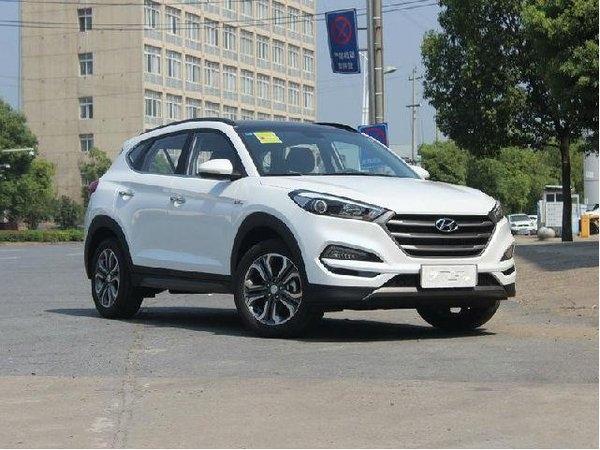 北京现代途胜价格全新途胜SUV最新报价高清图片