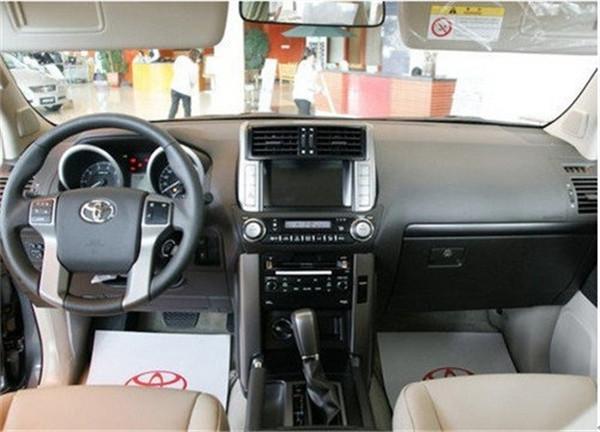 17款霸道4000VXR标配价格 新款普拉多天津多少钱