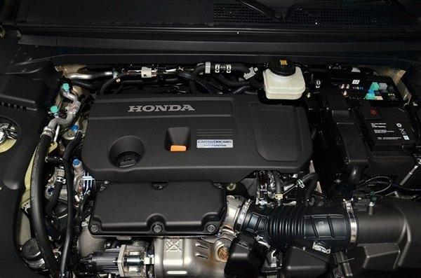 本田urv震撼上市价格优惠现车 销售全国图片