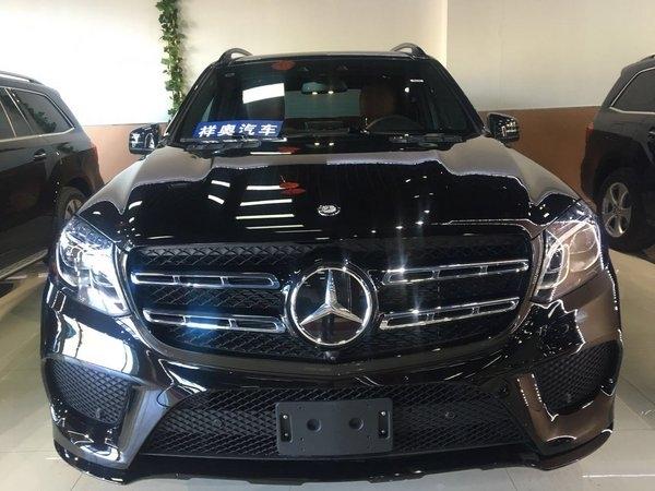 近日获悉,2017款奔驰-17款奔驰GLS450美规版 底价购车大放送