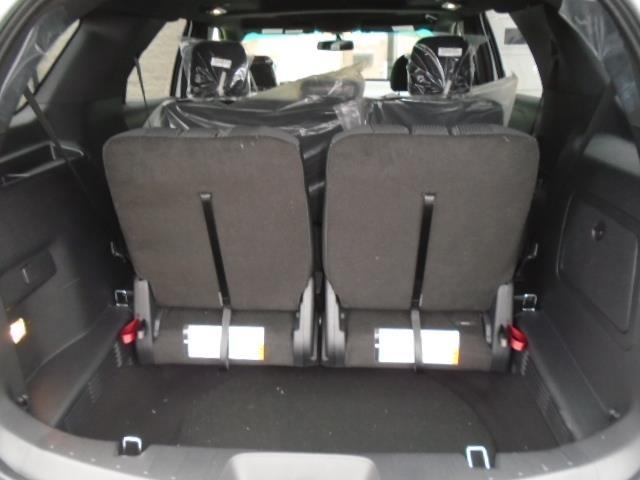 17款福特探险者2.3T 四驱配置越野降价
