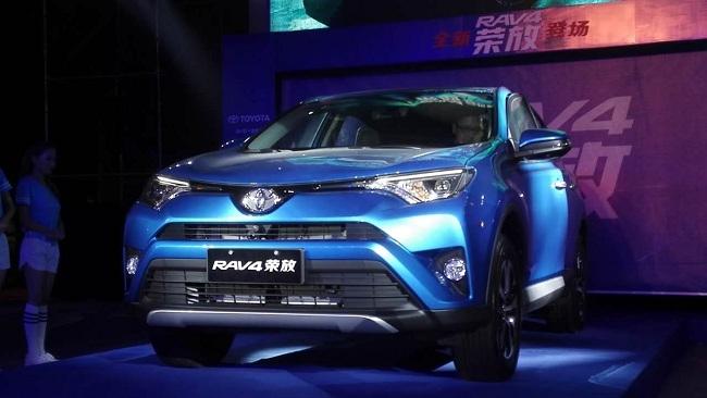 丰田RAV4荣放高性价 降价风暴席卷全国