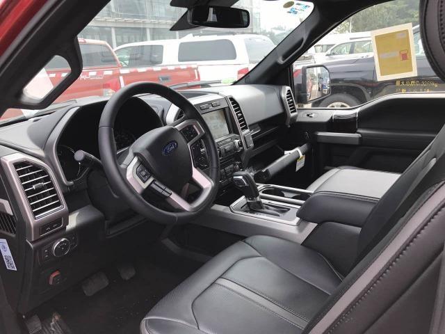 17款福特F150皮卡 3.5T野性统统超值特惠