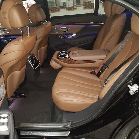 成都平行进口17款奔驰迈巴赫S400 品质生活源于品味