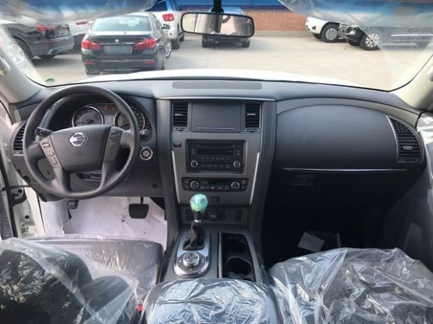18款尼桑途乐港口现车 SUV最新报价高配置可优惠