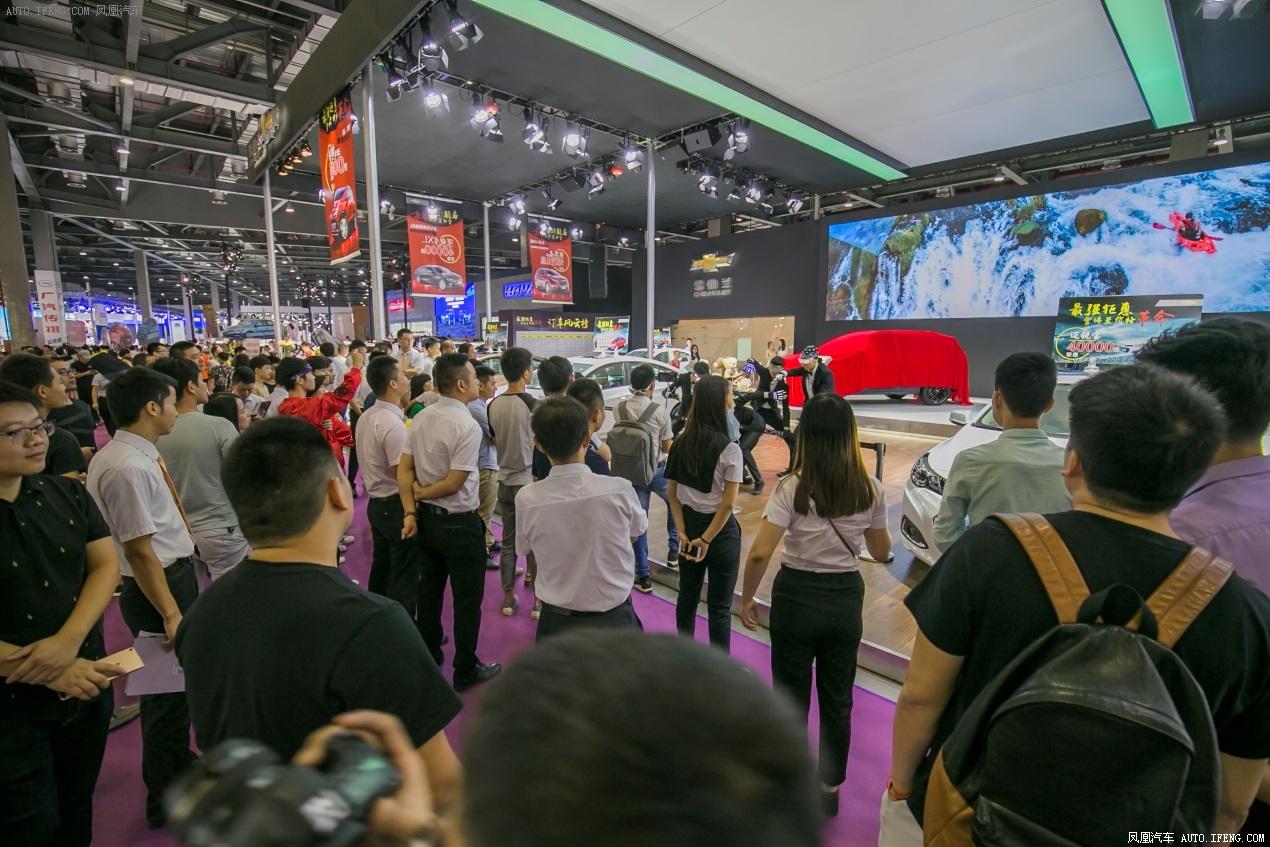 2017第十二届南昌国际汽车展览会