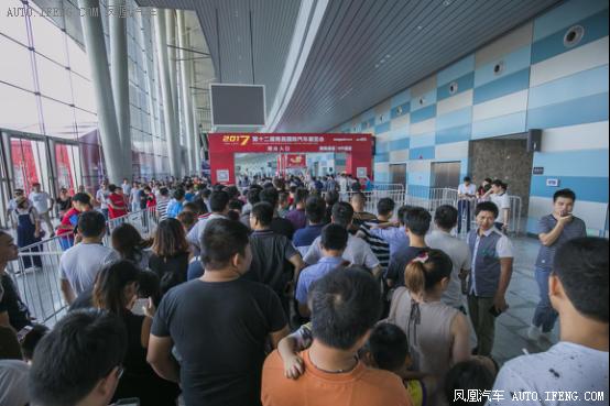 2017第十二届南昌国际汽车展览完美收官