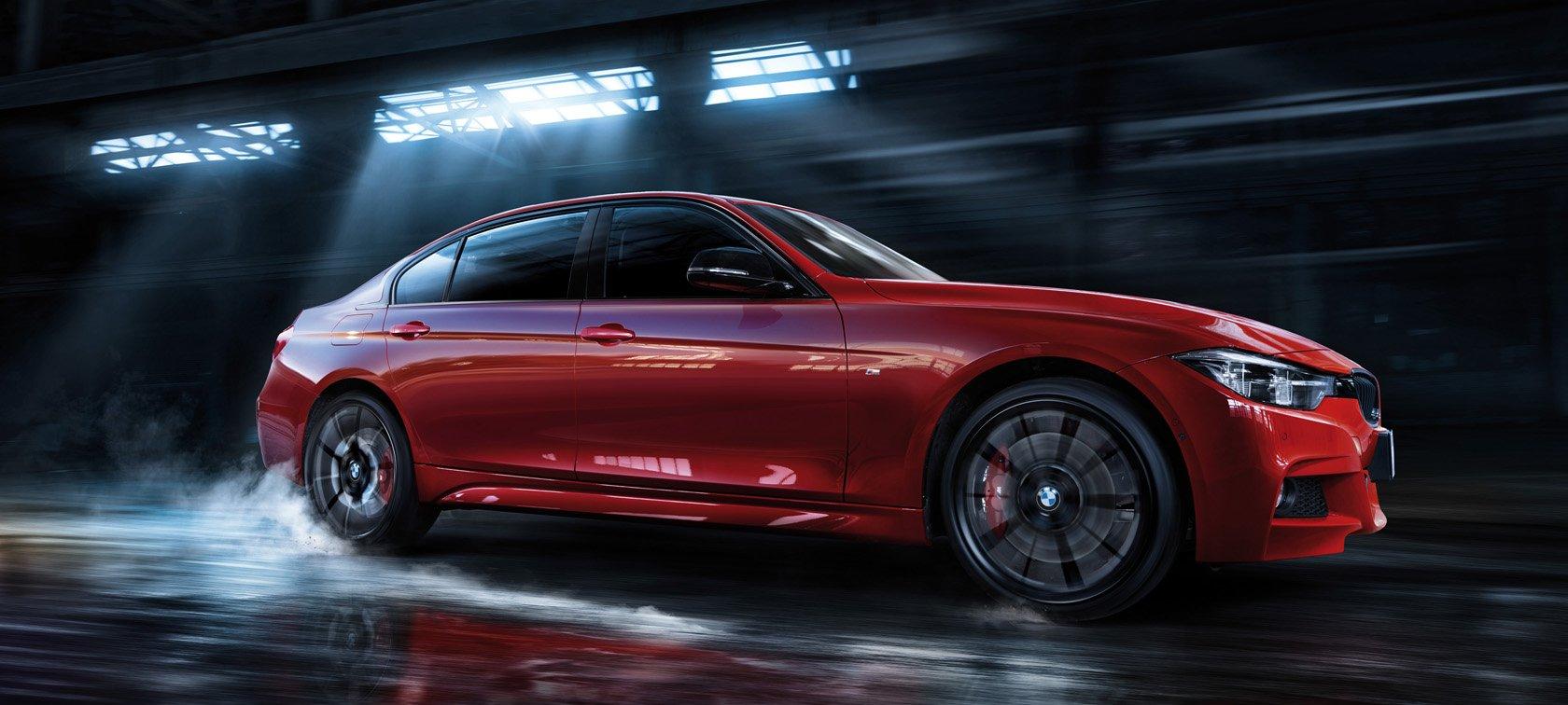 BMW 3系的设计
