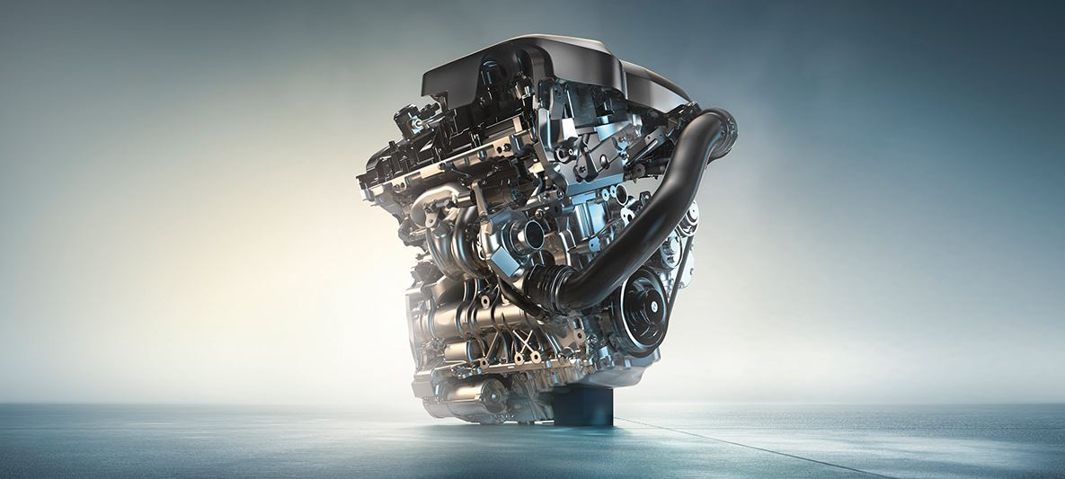 BMW涡轮增压汽油发动机