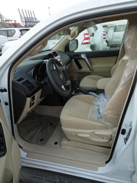 17款丰田霸道3000柴油版 纯进口高端SUV