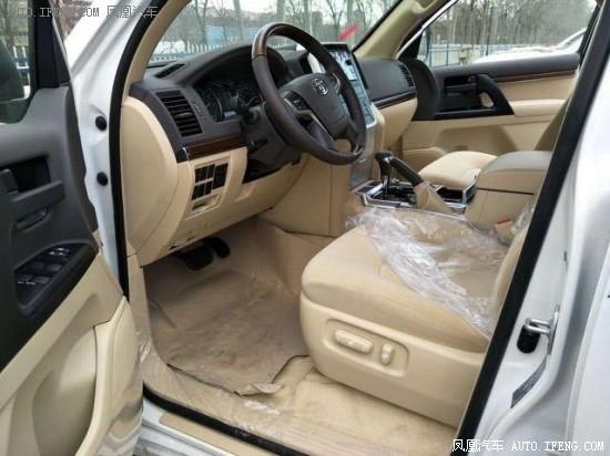 17款丰田酷路泽4000 大量现车特价让利促销