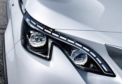 东风标致5008,一款令人心动的高颜值7座SUV
