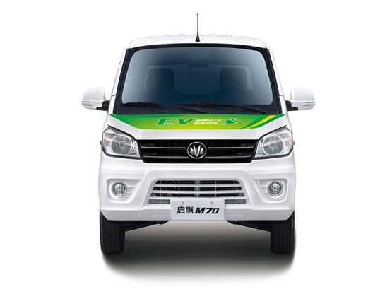启腾M70EV纯电动车 成熟技术可靠的性能