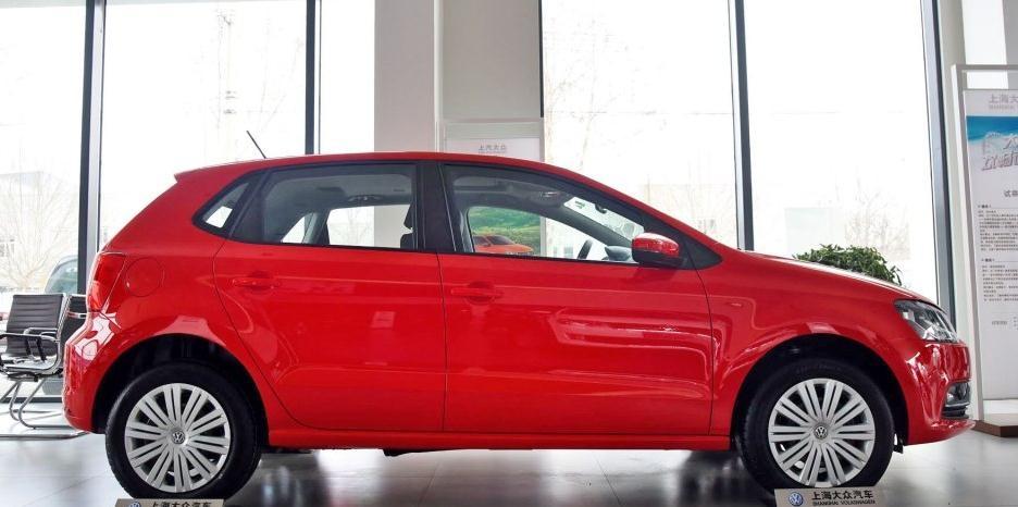 大众Polo最新报价 POLO配置参数现车售