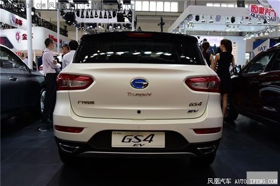 北京广汽传祺4S店GS4报价 广汽传祺GS4最高优惠5万