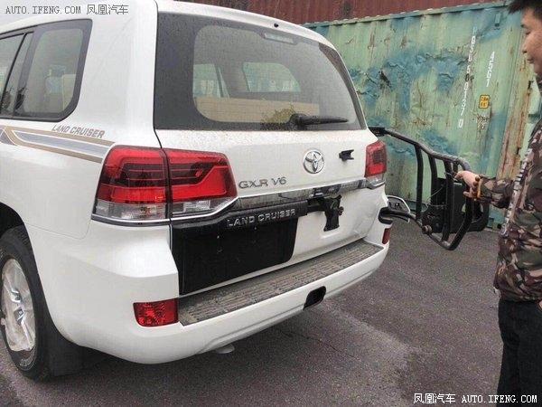 18款丰田陆巡4000装备升级抢眼 酷路泽V6-图8