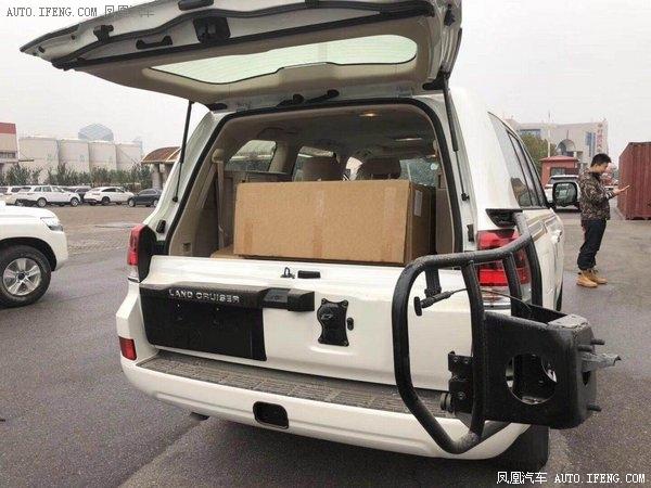 18款丰田陆巡4000装备升级抢眼 酷路泽V6-图7