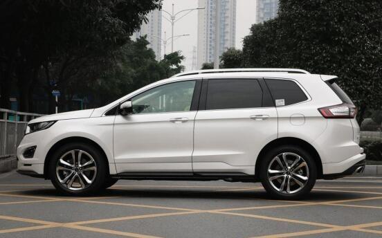 福特锐界2018款车型报价及图片