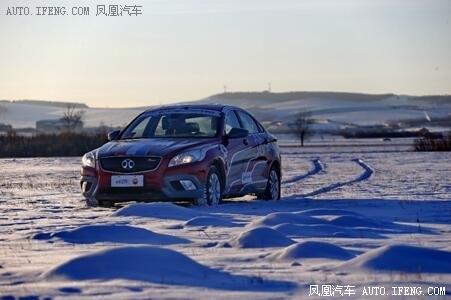 -40℃极寒测试,纯电动汽车到底多抗冻?-图5