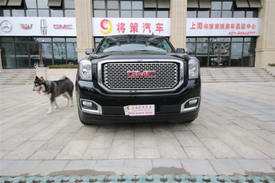 GMC育空商务SUV高大威猛 配置全优惠中