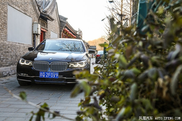 北京运通兴宝BMW 7系专属鉴赏日落幕-图7