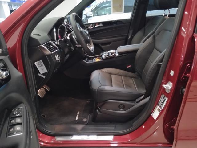 18款奔驰GLE43加版红黑现车详解实拍动力参数点评