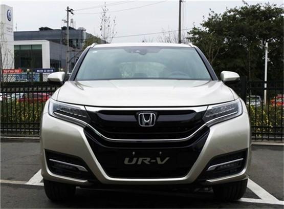 17款本田URV现车行情 2.0T四驱满意价位