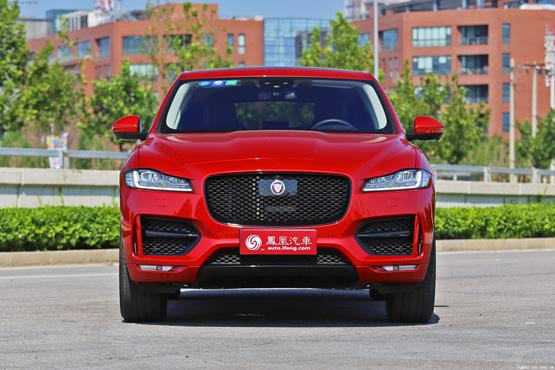 捷豹F-PACE新格调豪驾 北京专卖特价车