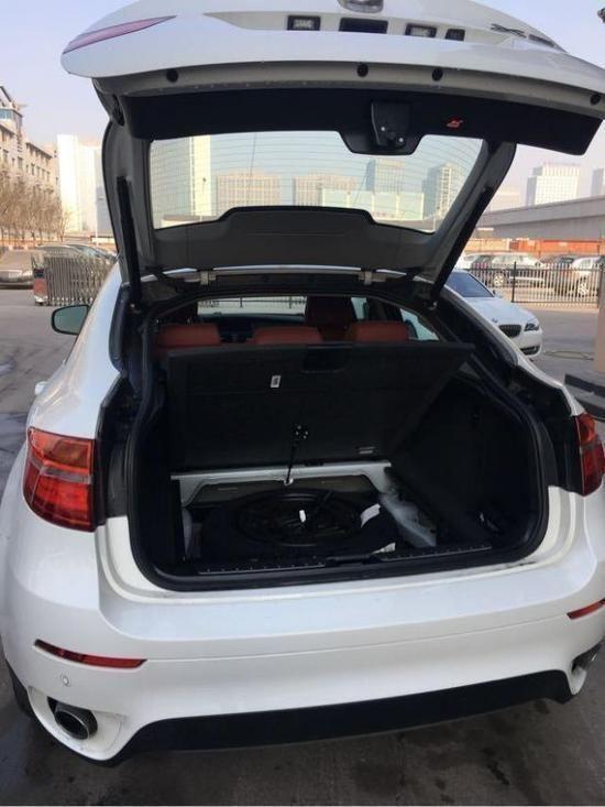 2018款宝马x6顶级奢华 火爆促销
