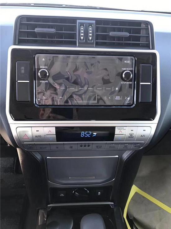 18款丰田霸道4000现车钜惠SUV
