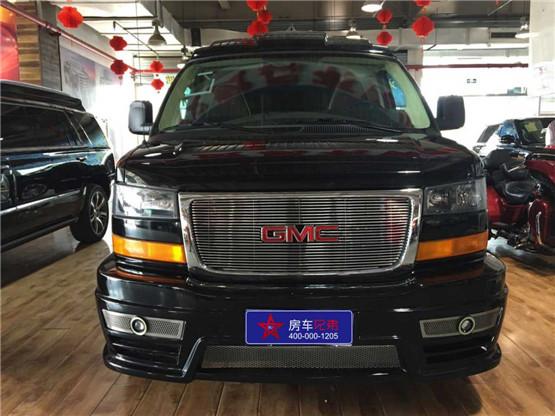 新款GMC商务房车 大气朴实改装不同凡响