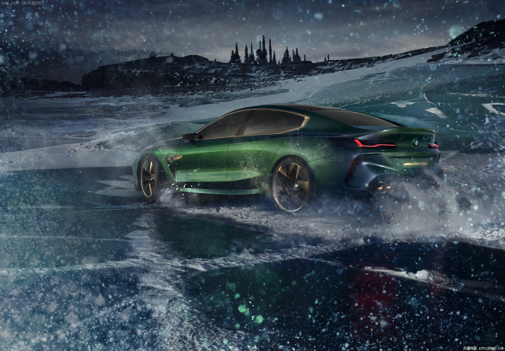 纯粹驾趣创造极致体验 BMW向大型豪华车