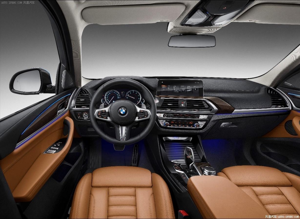 越级豪华,全新BMW X3